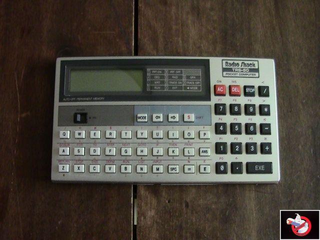 Radio Shack TRS-80 et Cassette Interface 50971103