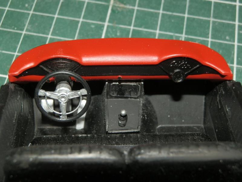 #47 : Chevy bel air 56 custom (TERMINEE) 509772P9305383