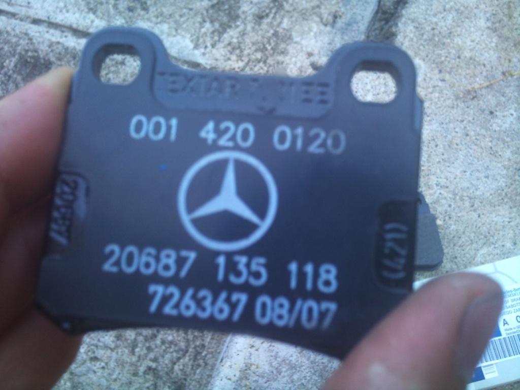 Mercedes 190 1.8 BVA, mon nouveau dailly - Page 10 510200DSC2900