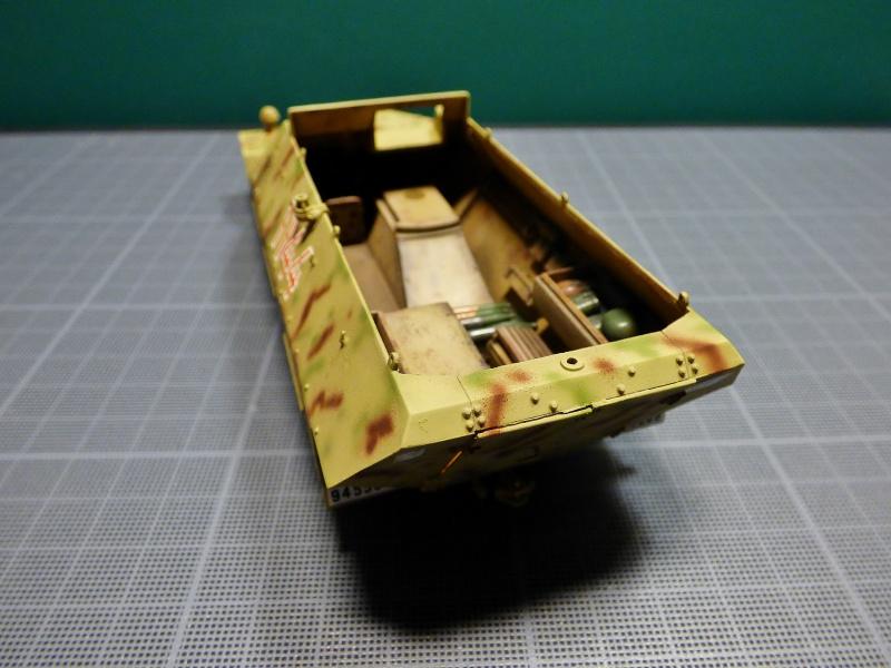 sdkfz - SdkFz 251 / 9  Tamiya / AFV 511496P1070052Copier