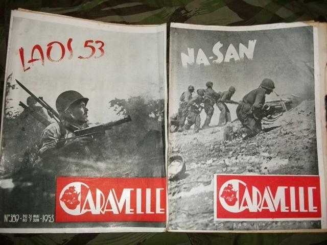 Revues CARAVELLE 1953-1954 511841DSCF3302