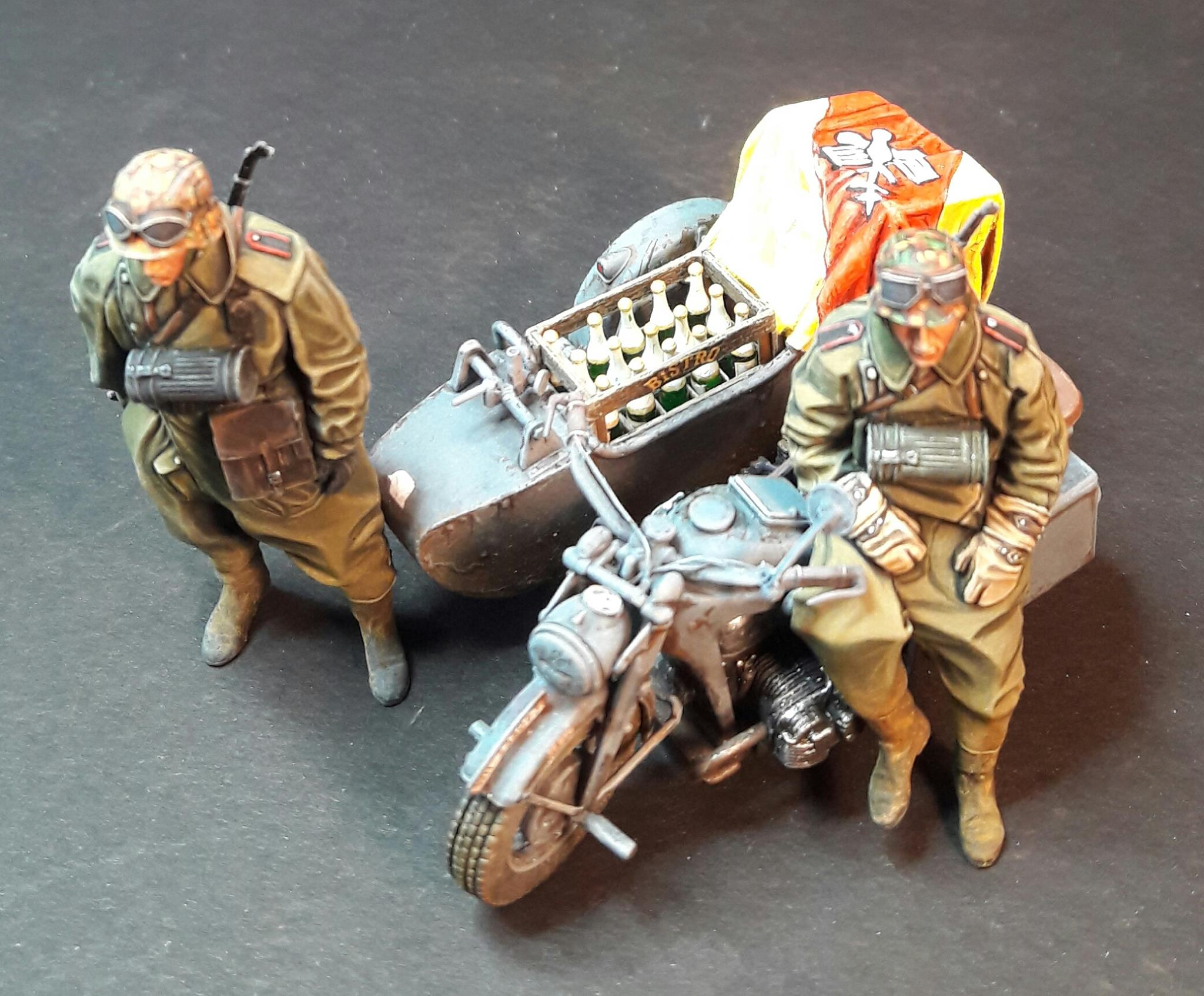 Zündapp KS750 - Sidecar - Great Wall Hobby + figurines Alpine - 1/35 - Page 5 5118772004905210211786805840143255920168o