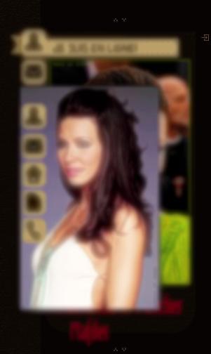 Champs de contact à côté de l'avatar | Bug du profil 511924Problme