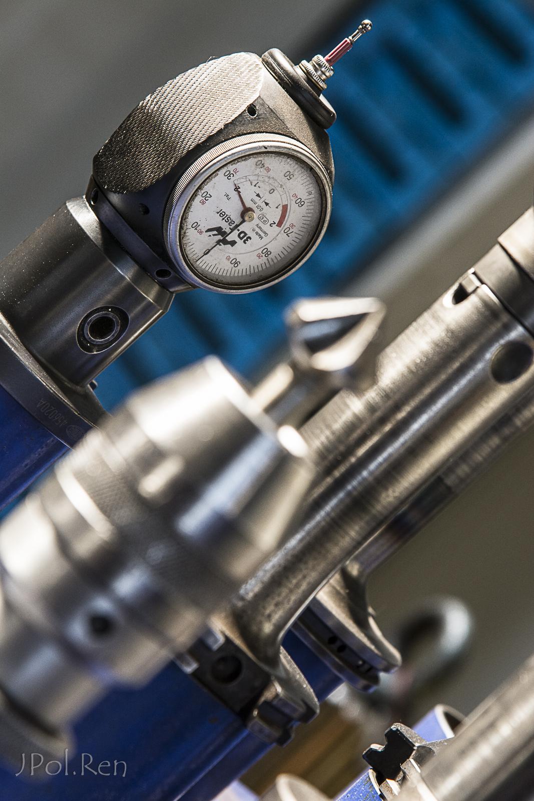 L'atelier de mécanique. 511969GD27ime20117