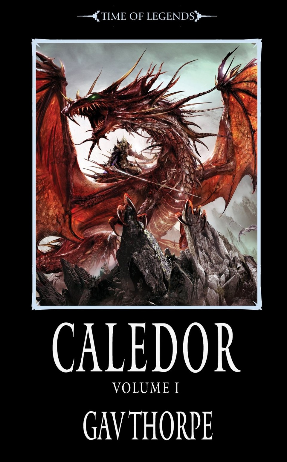 [Black Library] Caledor Volume 1 et 2 de Gav Thorpe 512337Caledorvol1