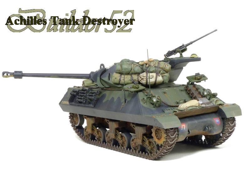 Achilles Tank Destroyer - Academy-Italeri + RB Model + set Blast 1/35 512806P1040537