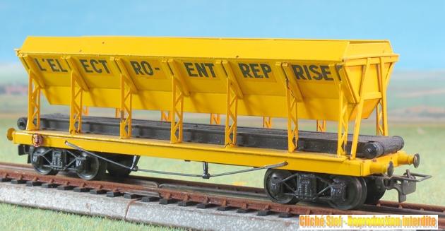 Wagons trémie à bogies maquette 512871VBtrmiebogiesElectroEntrepriseIMG3531R
