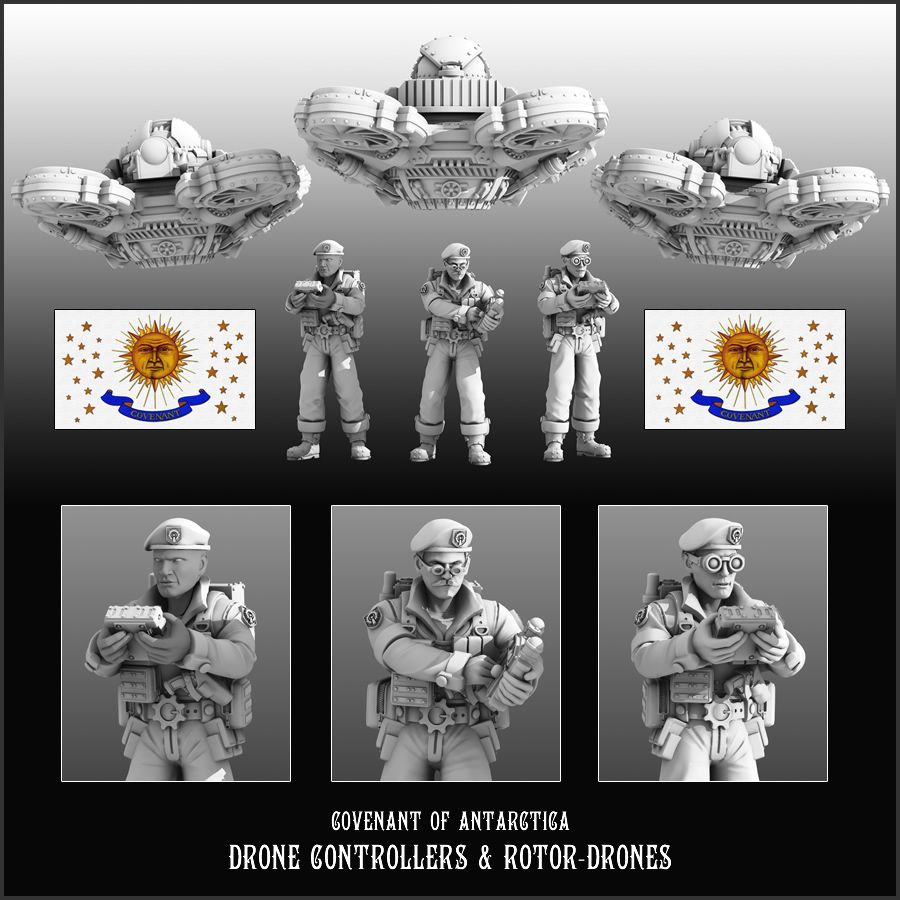 Dystopian Legions 513075coadronecontrollers