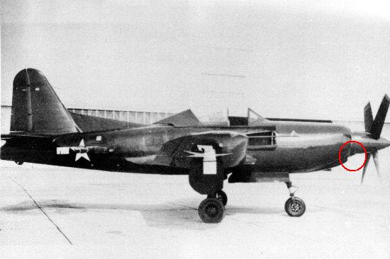 Ryan XF2R-1 Dark Shark Czech Model 1/48.....Terminé! 513125456136631770b4f6f8bcz