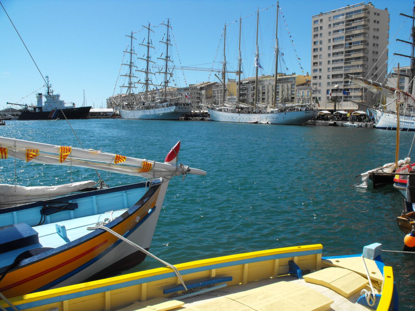 [Autres sujets non Marine] Le port de Sète 51417220160215Ste20160052