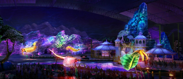 (Chine) Jurassic Dream Theme Park (2014)  514254JD9