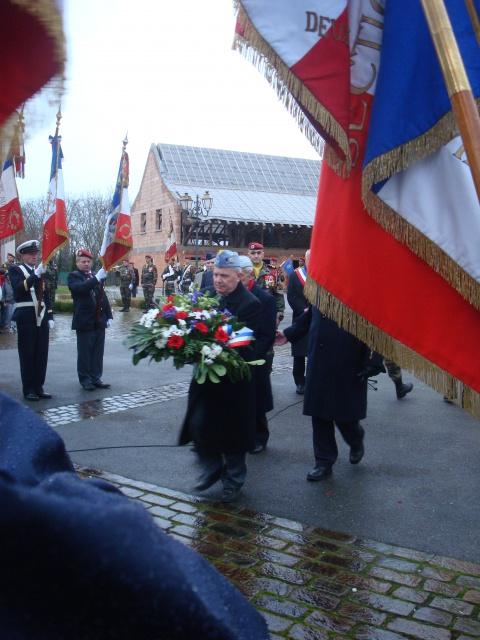 Jebsheim : 60 parachustistes du 1er RCP commémorent la libération de la Poche de Colmar 514517063