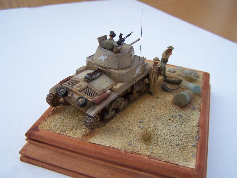 Char moyen M13/40 Tobrouk 1941 5147291005589