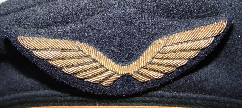 Insigne de casquette armée de l'air 515078DSC08960