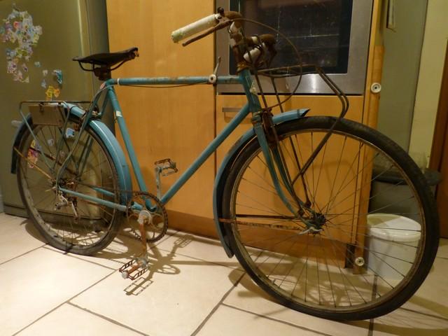 Vélo de ville LEMERCIER  Paris - St Etienne 1939- 515118P1230197