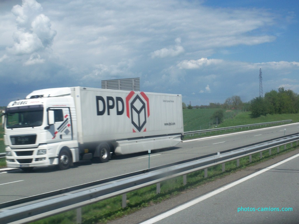 Diebel Spedition (Kassel),transporteur pour DPD (Dynamic Parcel Distribution) 515391photoscamions4Mai201273Copier