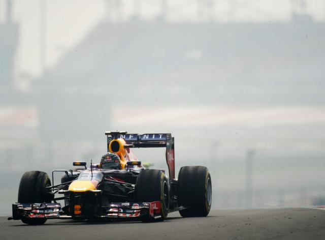 F1 GP d'Inde 2013 : (essais libres-1-2-3-Qualifications) 5157172013GPIndevendredisebastianvettel3