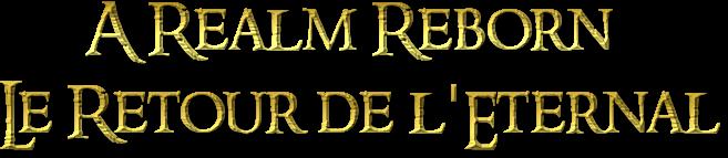 Le Retour de l'Eternal  516458cooltext126863412722337