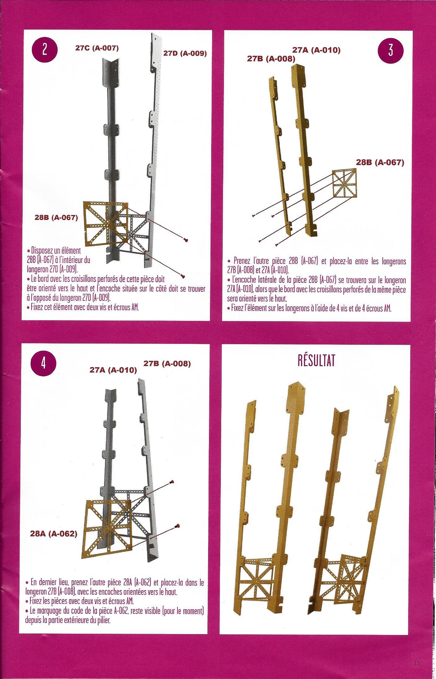 Numéro 28 - Je construis la Tour Eiffel - Préparer sa visite de la Tour 51696828c