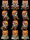 Characters des quatre personnages. 517869hommetigre1