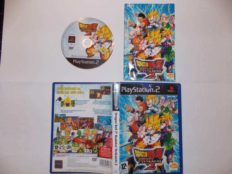 Dragon Ball Z Budokai Tenkaichi 2 517958Playstation2DragonBallZBudokaiTenkaichi2