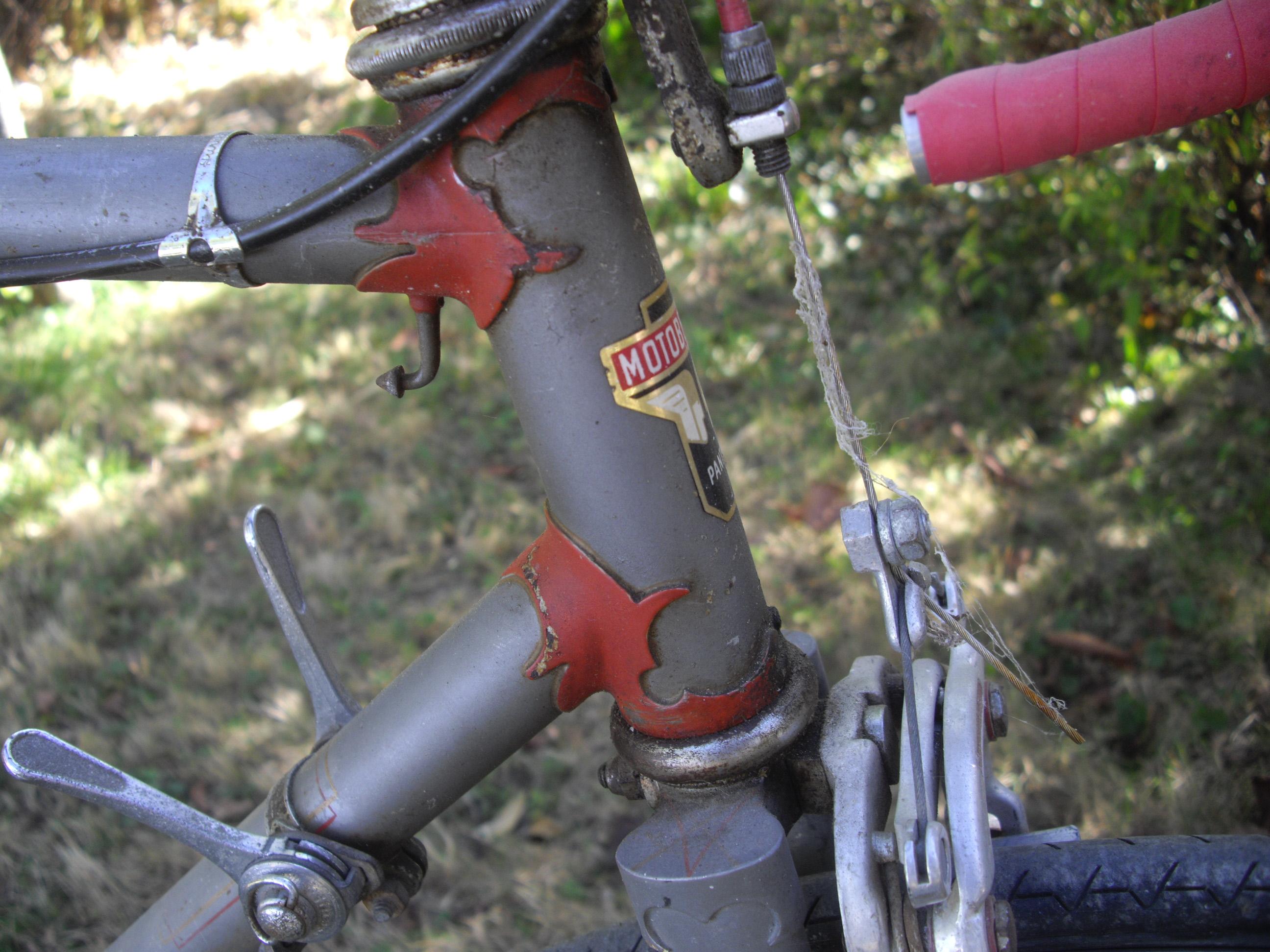 Motobécane course (1950/60 ? ) 518332IMGP2795