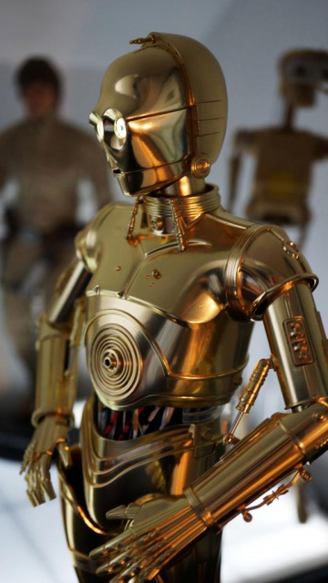 STAR WARS - C3PO - Perfect Model (TAMASHII AND SIDESHOW PERFECT CHOGOKIN) 518628816zpsc7a1a97c