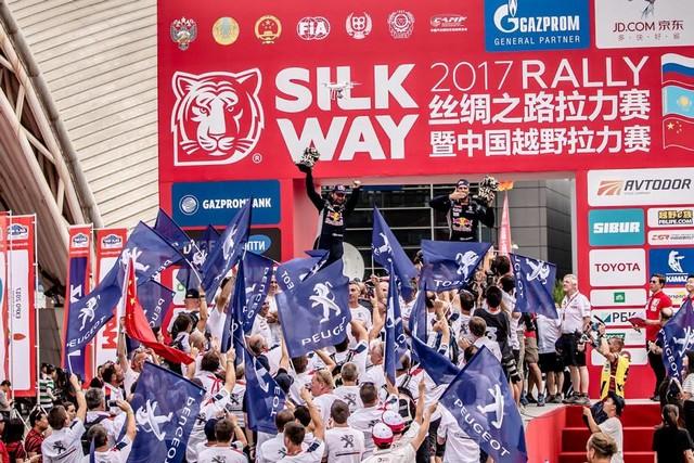 Peugeot Triomphe Pour La Deuxième Année Consécutive Sur Le Silk Way Rally 51874220228714