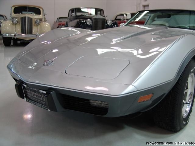 chevrolet corvette 25 th anniversary de 1978 au 1/16 - Page 2 519237corvette197825thanniversary3