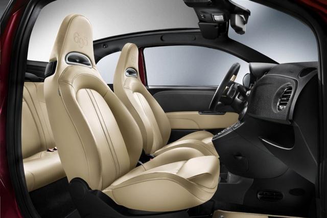 Abarth 695 Edizione Maserati : équipements et tarif  519650Abarth695Maserati04