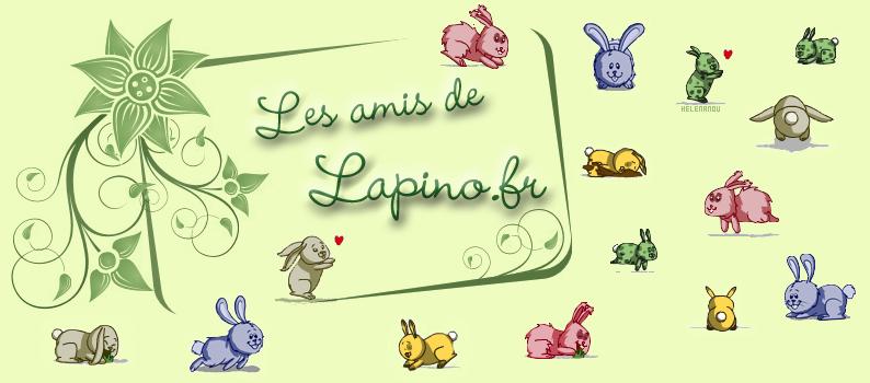Les amis de Lapino.fr