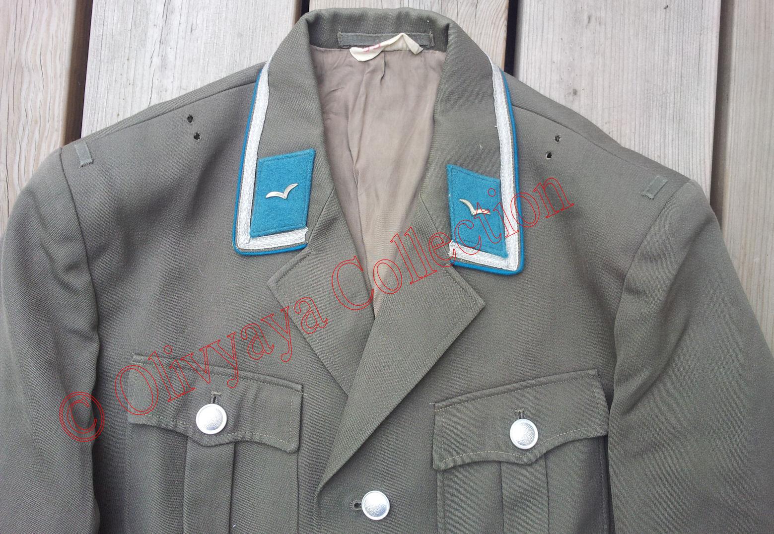 Veste sous-officer Luftverteidigung 52075320150818140328