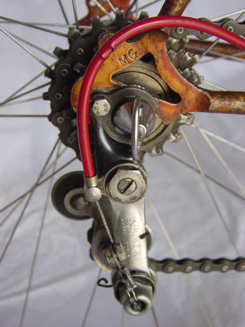 Allegro Champion du Monde +/-1948 520770XderailleurAR2