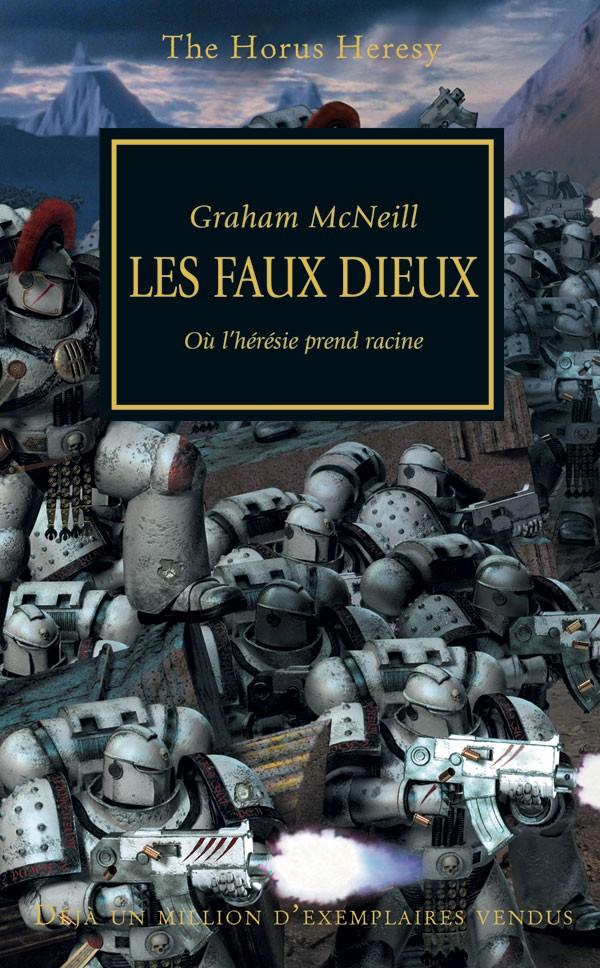 Les Faux Dieux de Graham McNeill, l'Hérésie d'Horus Tome 2 521436frfalsegods
