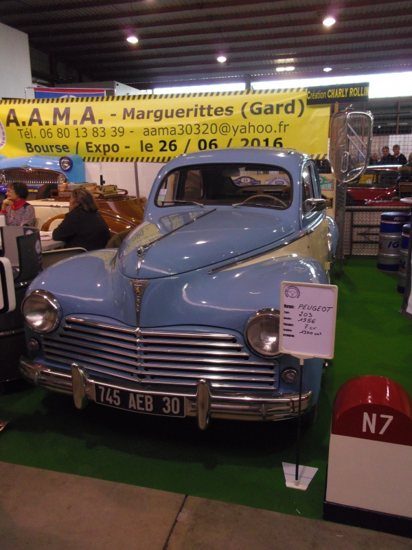 Salon Auto Moto Prestige et Collection 2016 à NÎMES 522424automotoretroNIMES2016239