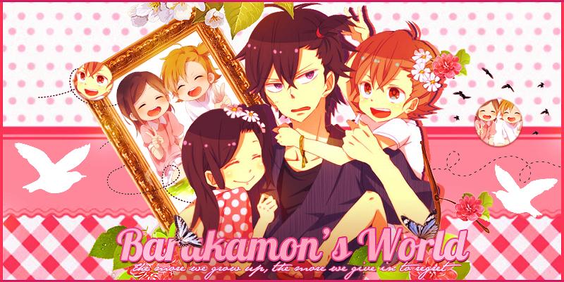 [Cerise] Hiyokoi's World - Page 2 523783BARAKAMONWORLD