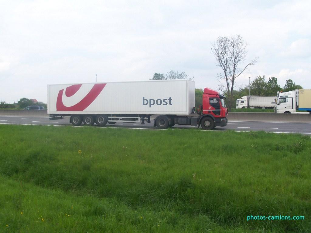 Poste belge - Bpost 524015photoscamions7mai201229Copier