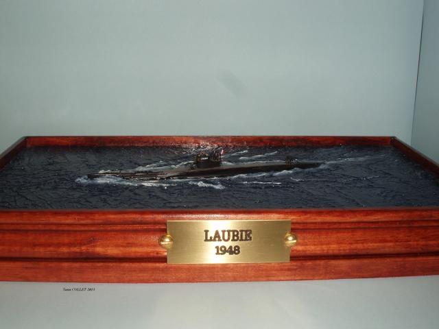 [Heller] sous-marin Laubie.  524829dio047