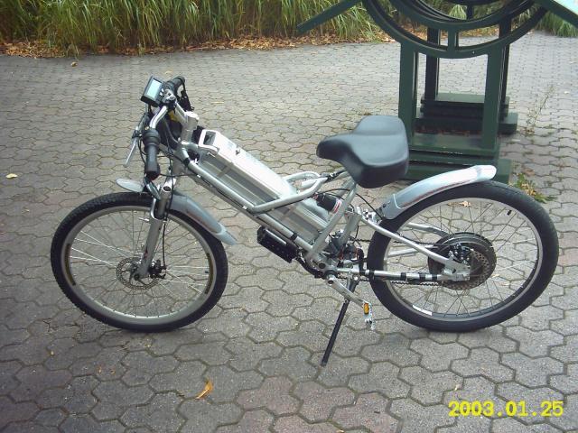 Batterie 48 volt 20AH pour vélo électrique 525107IMG0018