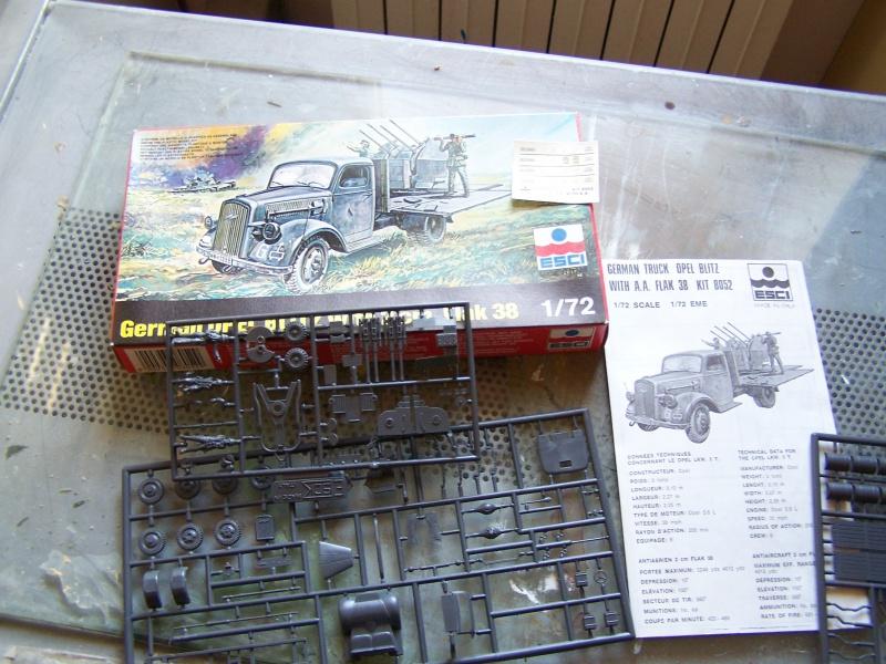 Opel Blitz Flack (2cm flack 38) 5254231005754