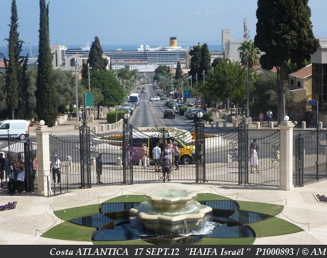 Z06 - COSTA / C/R  Mer Egée et Galilée / Grèce, Crête, Israël, Chypre, Turquie !  13-20/09/2012  525441P1000893