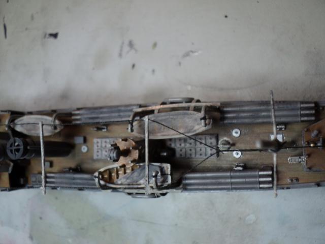 HMS Campbeltown 1/240 Revell 525936DSC01317
