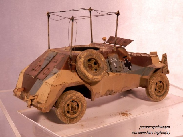 panzerspahwagen(Marmon-Herrington(e)IBG model 1/35 526113PC260014