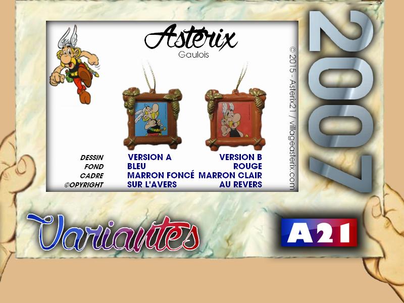 Astérix® les Variantes d'Hier et d'Aujourd'hui [Le Catalogue] 526199MarbreVariantesJacquot2007Astrix