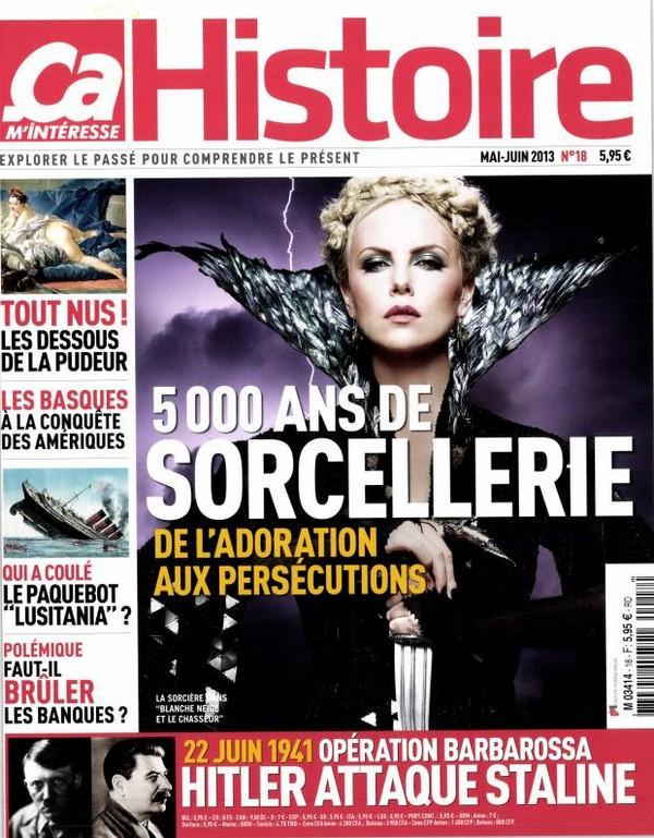 News magazines divers : Revues de presse 526533amintressehistoire