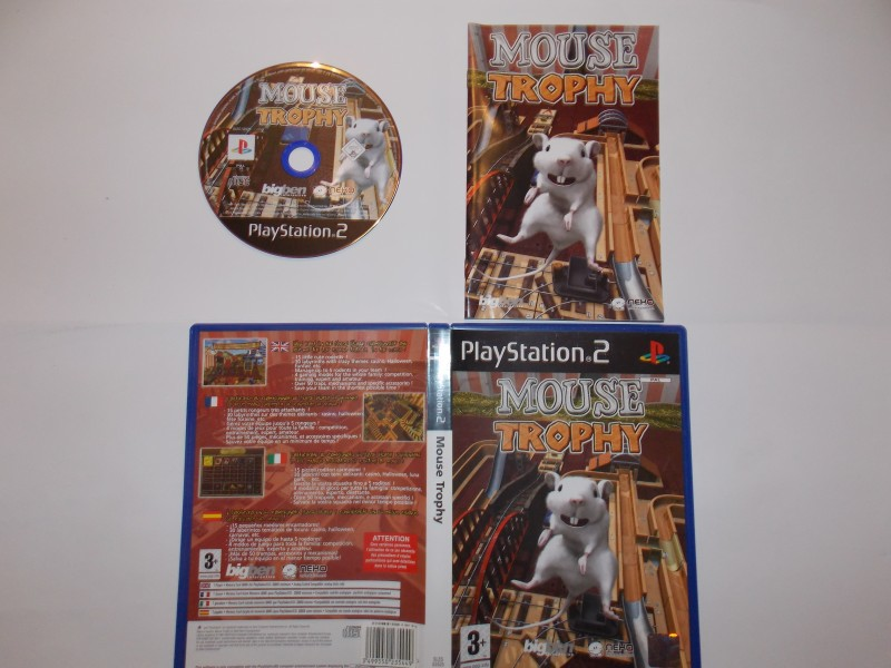 Mouse Trophy 527599Playstation2MouseTrophy
