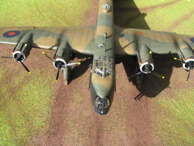 Short Stirling MkIII BF-513 Italeri 1/72, 2ème !!!!!....Terminé!!! - Page 4 527816IMG71412