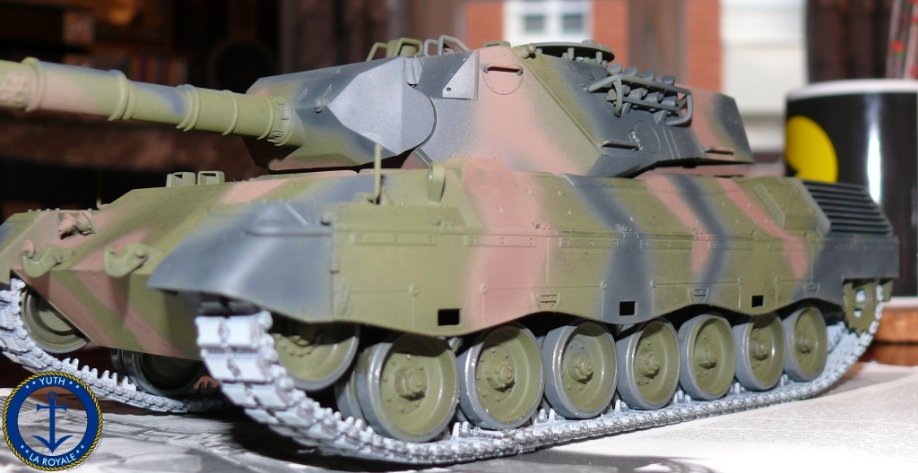 Bundeswehr Leopard 1 A4 528379leoparda444