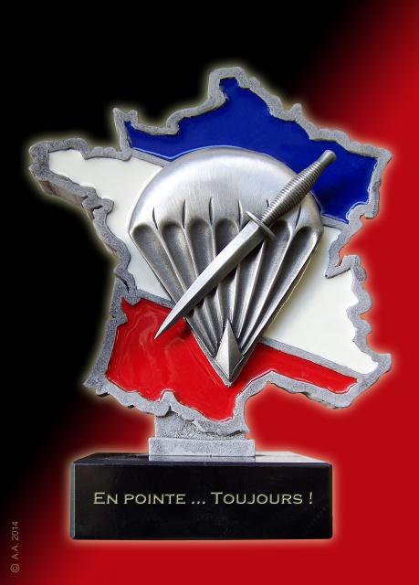 LES INSIGNES DU BATAILLON DE CHOC 1943/1963. 528489chocparallel