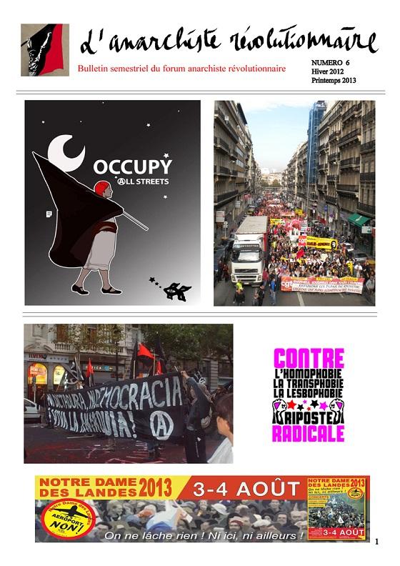 Bulletin L'Anarchiste Révolutionnaire  528859AR6p1Page01agros